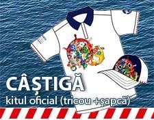 Am selectat câştigătorii kiturilor SCF Black Sea Tall Ships Regatta 2014