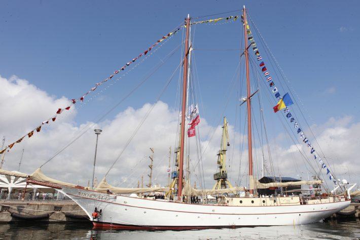 Care sunt cele 13 nave pe care le poți vizita la Regata Marilor Veliere între 8 și 11 septembrie